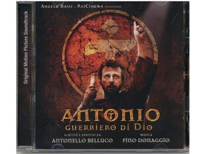 Antonio Guerriero di Dio (soundtrack - CD)