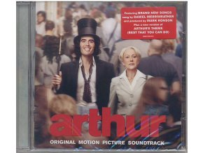 Arthur (soundtrack - CD)