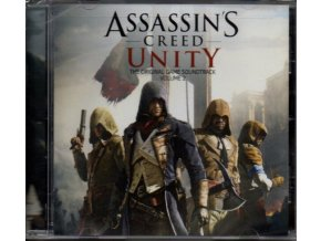 Assassins Creed Unity vol. 2 (soundtrack - CD)