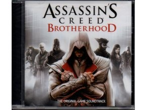 Assassins Creed: Brotherhood (soundtrack - CD)