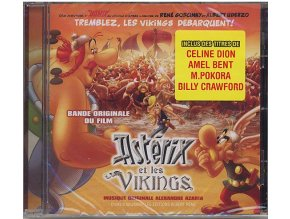 Asterix a Vikingové (soundtrack - CD) Astérix et les Vikings - Asterix and the Vikings