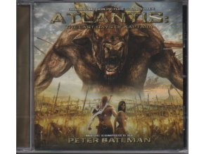 Atlantis: The Last Days of Kaptara (soundtrack - CD)