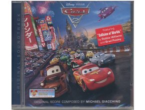Auta 2 (score) Cars 2