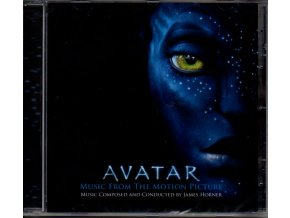 avatar soundtrack cd james horner