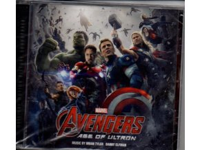 Avengers: Age of Ultron (soundtrack - CD)