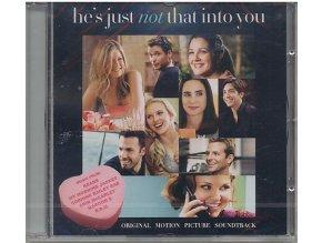 Až tak moc tě nežere (soundtrack - CD) Hes Just Not That Into You