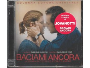 Baciami Ancora (soundtrack - CD) Kiss Me Again