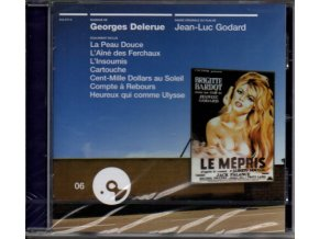 Bande Originale du film de Jean-Luc Godard (CD)