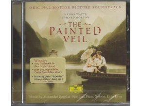 Barevný závoj (soundtrack - CD) The Painted Veil