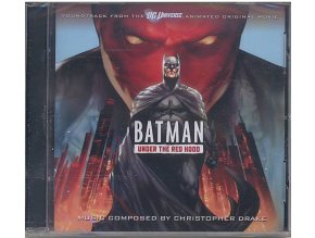 Batman vs. Red Hood (soundtrack - CD) Batman: Under the Red Hood