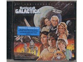 Battlestar Galactica (25th Anniversary Edition) (soundtrack - CD)