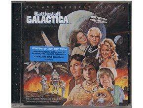 Battlestar Galactica (25th Anniversary Edition) (soundtrack - CD)