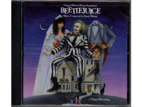 beetlejuice soundtrack cd danny elfman