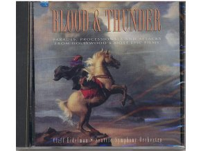 Blood & Thunder (soundtrack - CD)