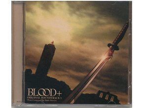 Blood+ Original 1 (soundtrack - CD)