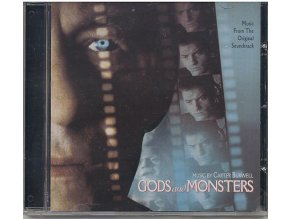 Bohové a monstra (soundtrack - CD) Gods and Monsters