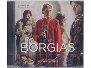 Borgiové (soundtrack - CD) The Borgias