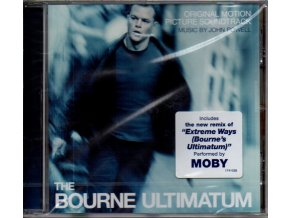 bourne ultimatum soundtrack cd john powell