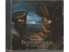 Bratrstvo vlků - Hon na bestii (soundtrack - CD) Brotherhood of the Wolf