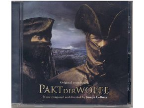 Bratrstvo vlků - Hon na bestii (soundtrack - CD) Pakt der Wölfe - The Brotherhood of the Wolf