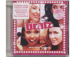 Bratz (soundtrack - CD)