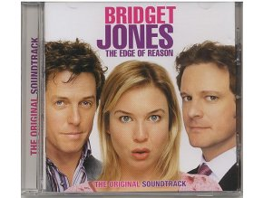Bridget Jonesová: S rozumem v koncích (soundtrack - CD) Bridget Jones: The Edge of Reason (Special Edition)