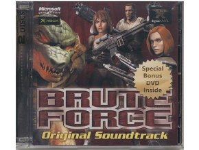 Brute Force (soundtrack - CD)