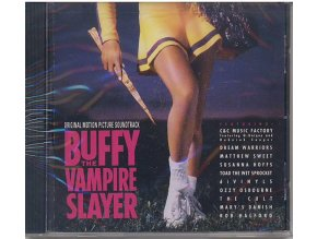 Buffy, zabíječka upírů (soundtrack - CD) Buffy the Vampire Slayer