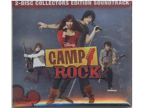 Camp Rock (Collectors Edition ) (soundtrack - CD)