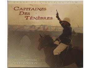 Capitaines des Ténebres (soundtrack - CD)