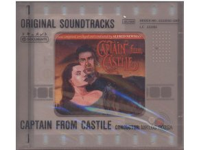 Captain from Castile (soundtrack - CD)
