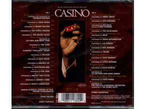 Casino (soundtrack - CD)