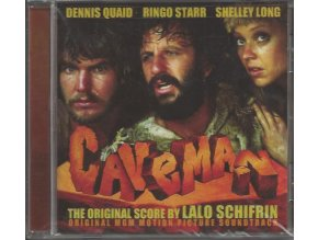 Caveman (soundtrack - CD)