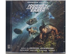 Cesta do středu Země (soundtrack - CD) Journey to the Center of the Earth