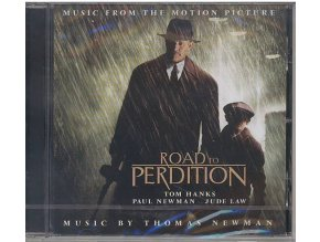Cesta do zatracení (soundtrack - CD) Road to Perdition