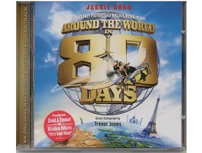 Cesta kolem světa za 80 dní (soundtrack - CD) Around the World in 80 Days