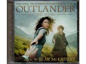 outlander the series soundtrack vol. 1 cd bear mccreary