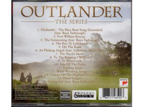 Cizinka (soundtrack - CD) Outlander vol. 2