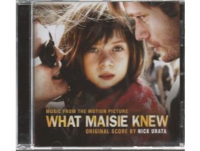 Co všechno věděla Maisie (soundtrack - CD) What Maisie Knew