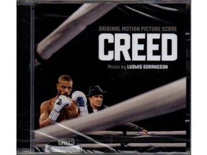 creed soundtrack cd ludwig goransson