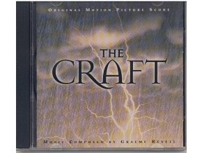 Čarodějky (score - CD) The Craft