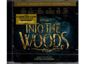 Čarovný les (soundtrack) Into the Woods