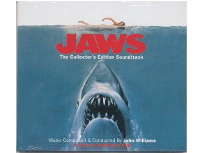 Čelisti (soundtrack - CD) Jaws (The Collectors Edition)