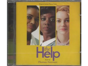 Černobílý svět (soundtrack - CD) The Help