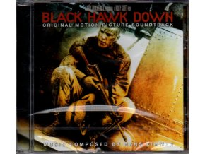 black hawk down soundtrack cd hans zimmer