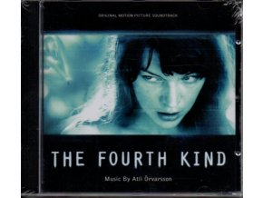 Čtvrtý druh (soundtrack - CD) The Fourth Kind