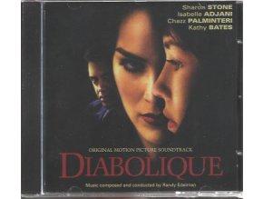 Ďábelská lest (soundtrack - CD) Diabolique