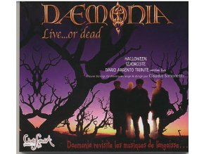 Daemonia: Live...or Dead (soundtrack - CD)