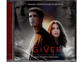 Dárce (soundtrack - CD) The Giver