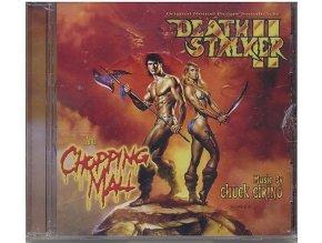 Deathstalker II: Duel Titánů / Obchodní dům hrůzy (soundtrack - CD) Deathstalker II: Duel of the Titans / Chopping Mall